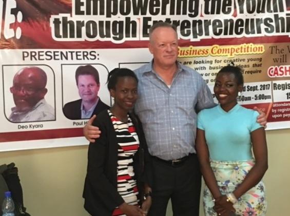 African start entrepreneurs